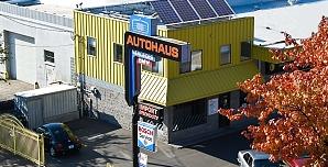 autohaus exterior