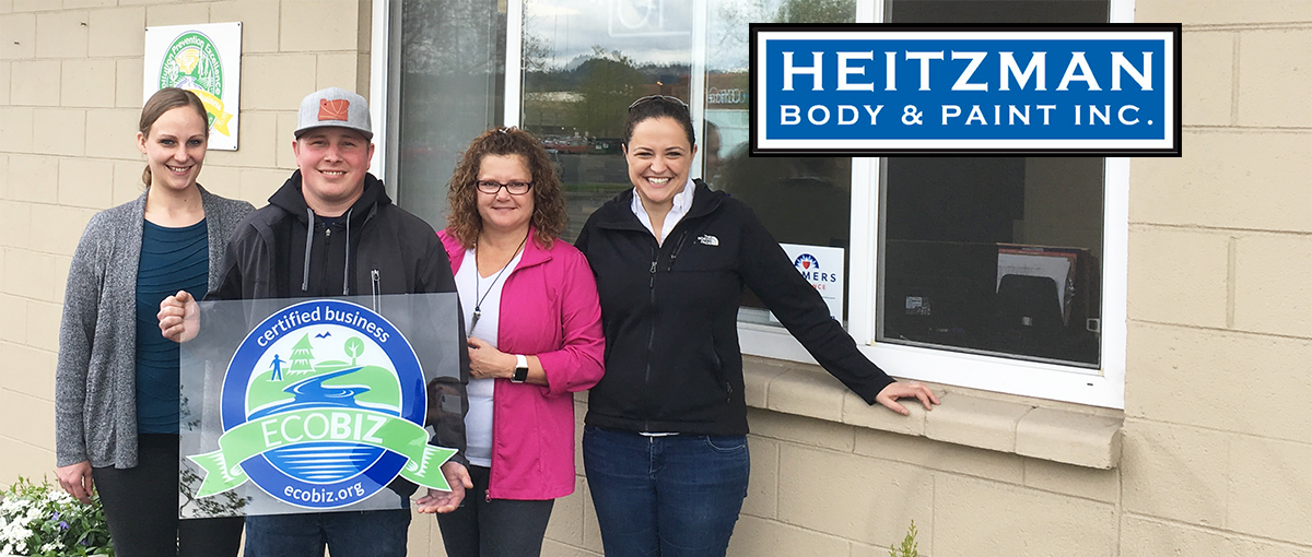 Heitzman Body & Paint Continues Legacy of Excellence