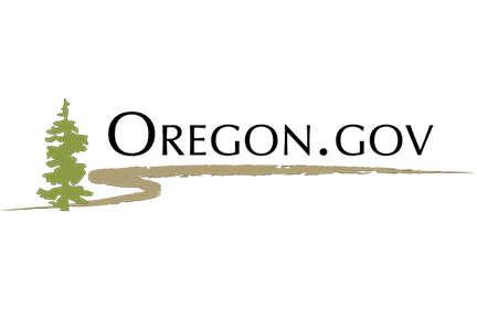 Oregon.gov logo
