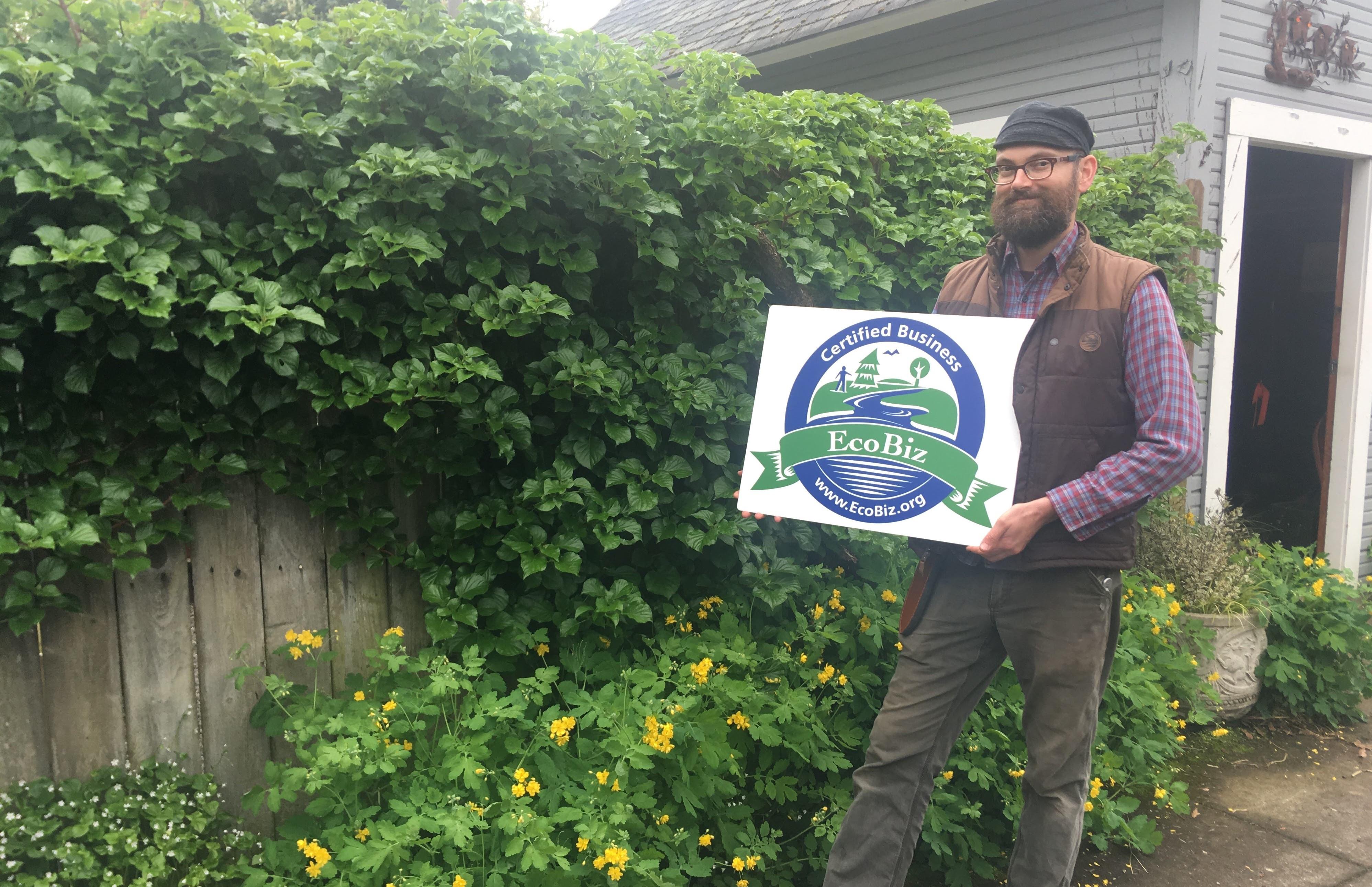 Amaranth Organic Gardening – EcoBiz Certified