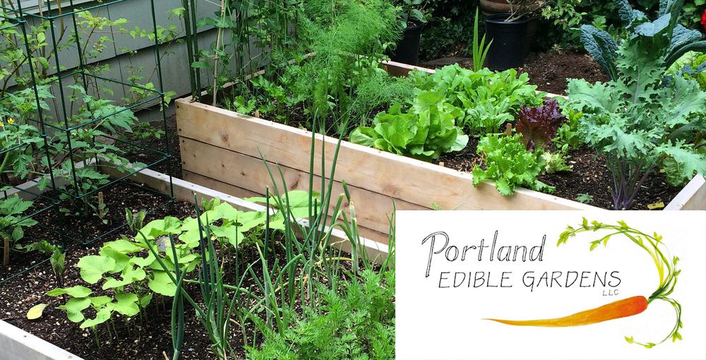 Portland Edible Gardens – EcoBiz Certified