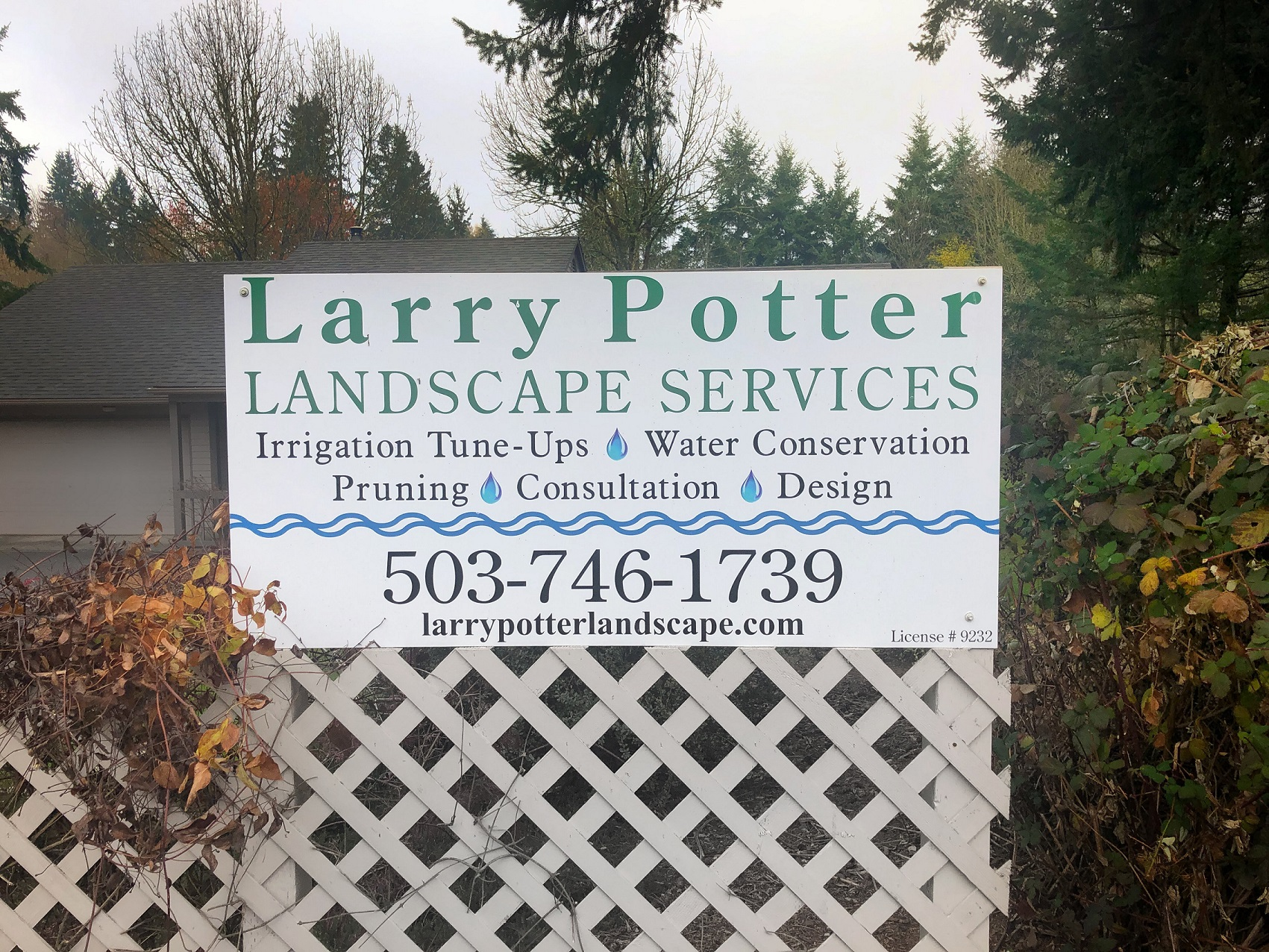 Larry Potter Landscape Services – EcoBiz Certified
