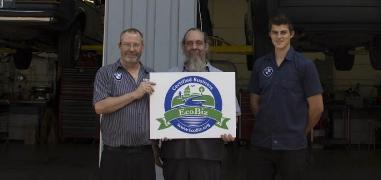 Portland Motor Works – EcoBiz Certified