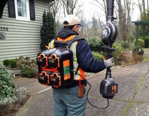 Willamette Landscape Services Battery Pack