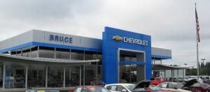 Bruce Chevrolet, Hillsboro Oregon
