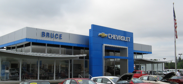 Bruce Chevrolet: Certified