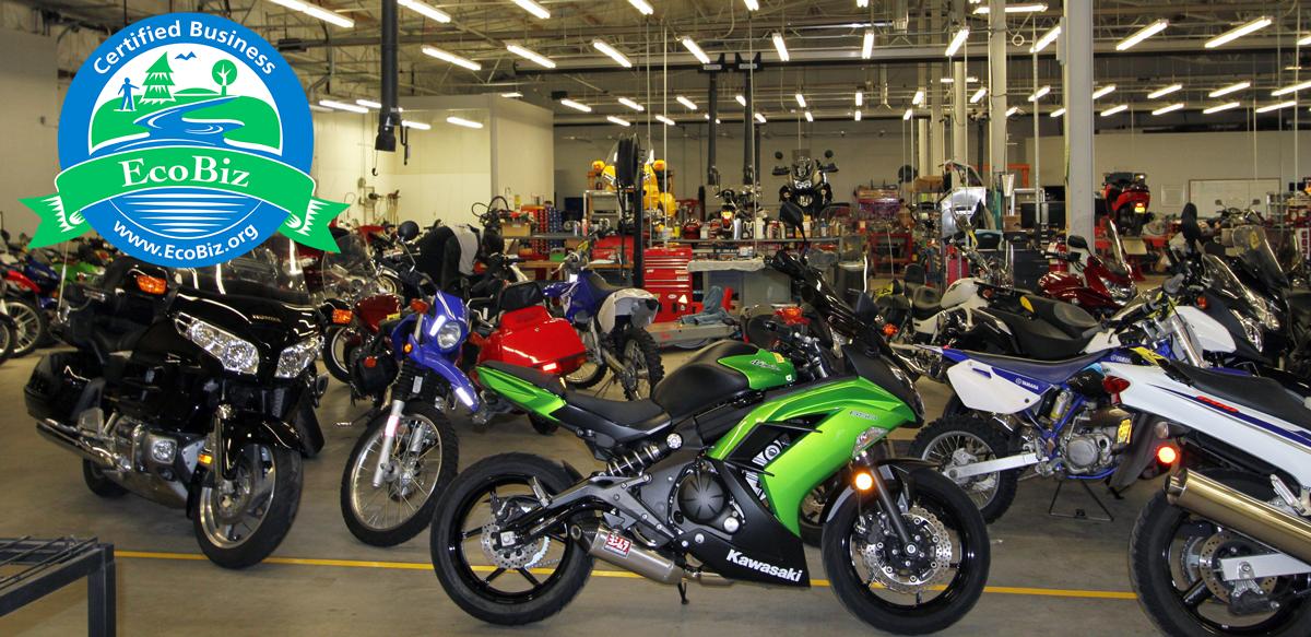 Bob Lanphere's Beaverton Motorcycles Re-Certified