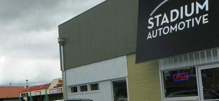 Stadium Automotive Ecobiz